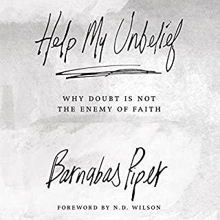 Help My Unbelief audiobook cover art