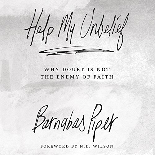 Help My Unbelief cover art