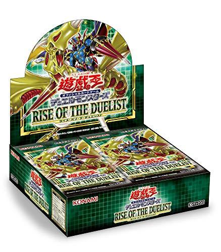 遊戯王OCG デュエルモンスターズ RISE OF THE DUELIST BOX