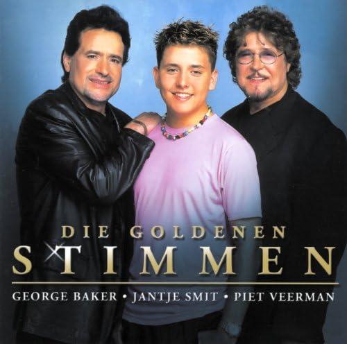 George Baker, Jantje Smit & Piet Veerman