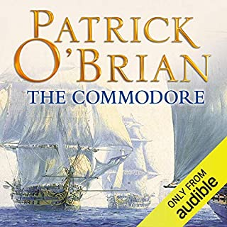 The Commodore cover art