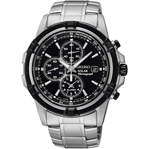 SEIKO セイコー CHRONOGRAPH クロノグラフ ソーラー メンズ 腕時計 SSC147P1 (SSC147PC) 海外モデル 【逆輸入品】