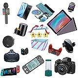 WANDK Mystery Box Productos Electrónicos, Caja De Sorpresa, Productos Nuevos, Pueden Obtener Una Computadora, Bluetooth Audio, Gamepad, Lucky Big Adventure 1