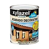 Xylazel - Protector agua lasur satinado 750ml teca