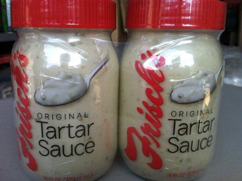 Frisch's Sauce Tartar Original, 2 Pack