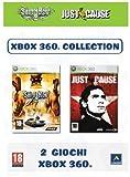 Xbox 360 Coll. - Saints Row 2 + Just Cause X360