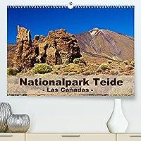 Nationalpark Teide - Las Cañadas (Premium, hochwertiger DIN A2 Wandkalender 2022, Kunstdruck in Hochglanz): Bizarre Naturlandschaft auf Teneriffa (Monatskalender, 14 Seiten )