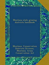 Montana state grazing districts handbook