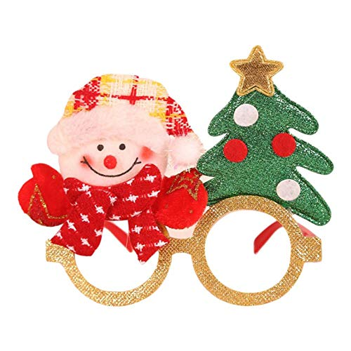 Seasons Shop voor kerstfeesten, brilmontuur, kerstbril, cadeau voor kinderen, vrouwen en mannen