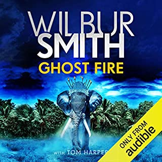 Page de couverture de Ghost Fire