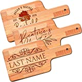 Personalized Cutting Board Laser Engraved Customized Butcher Board/Model-4