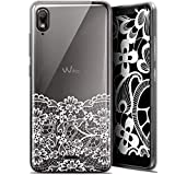 Ultra-Slim Spring Lace Case for 5.93 Inch Wiko View 2 Go