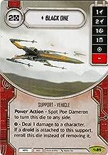 Star Wars Destiny - Black One - Rare - Across The Galaxy