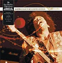 3 Nights at Winterland By Jimi Hendrix Experience (Author) (0001-01-01)