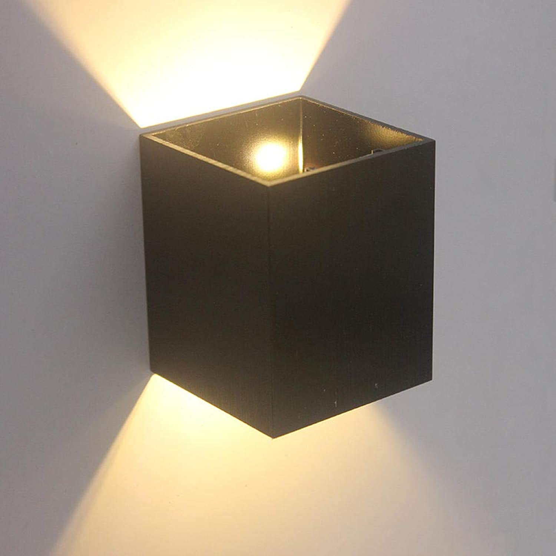 Raumdekoration Lampe Moderne Minimalistische Wandleuchte Einfache Aluminium Wandleuchte Oben Und Unten Beleuchtung Gang Wohnzimmer Nacht Rotlicht_