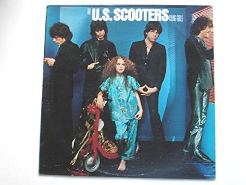 US Scooters Young Girls LP EMI AML301 EX/VG 1980