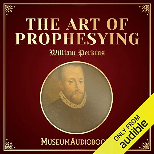 The Art of Prophesying audiobook cover art