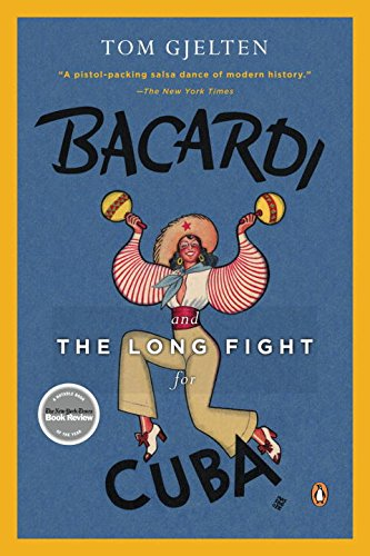 『Bacardi and the Long Fight for Cuba』のカバーアート