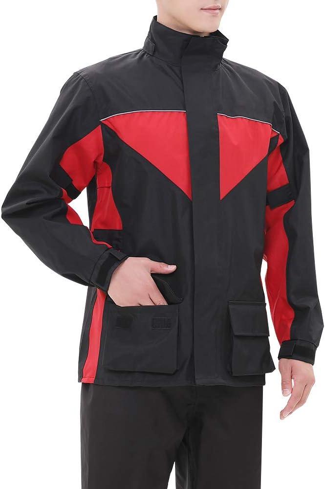 Mesa Mall iCreek Motorcycle New mail order Rain Suit Outdoor Rainco Anti-storm Waterproof