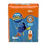 Huggies Little Swimmers Couches de bain jetables, 10036000161851, Medium 4, 1