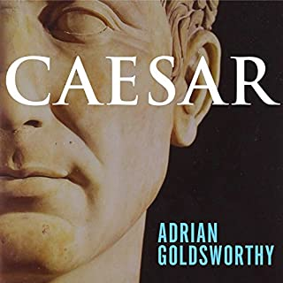 Caesar audiobook cover art