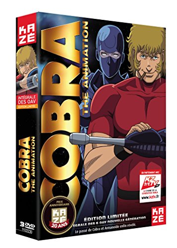 Cobra The Animation-Intégrale des OAV
