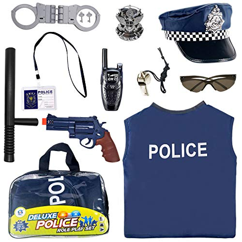 (40% OFF) Police Costume $14.39 – Coupon Code