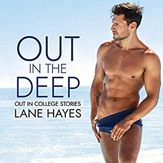 Out in the Deep audiobook cover art