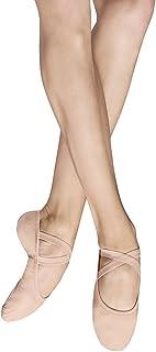Bloch Dance Women's Performa Stretch Canvas Split Sole Ballet Shoe/Slipper