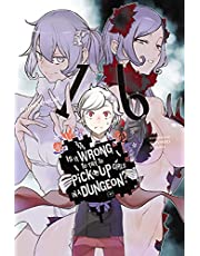 IS WRONG PICK UP GIRLS DUNGEON NOVEL 16