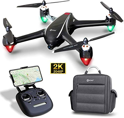 Contixo F18 2K FPV RC Drone with Camera...