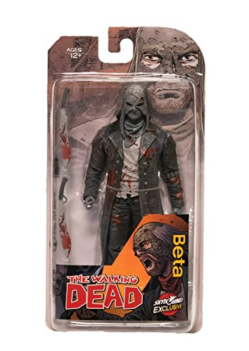 The Walking Dead Bloody Beta 6 inch Action Figure