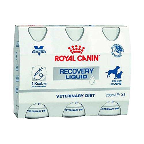 Royal Canin Veterinary Diet Recovery Liquid 3 x 200 ml ⭐