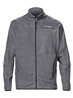Berghaus Men's Spectrum Micro 2.0 Full Zip Outdoor Warm Fleece Jacket, Grey Dark Quarry Marl, Large (B01NAXG3QL) | Amazon price tracker / tracking, Amazon price history charts, Amazon price watches, Amazon price drop alerts
