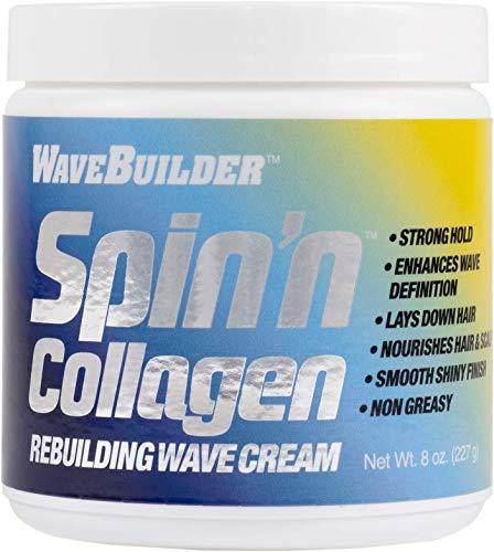 Wavebuilder Spin'n Collagen Wave Cream