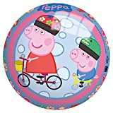 John 50082 - Peppa Pig Vinyl Spielball 23 cm