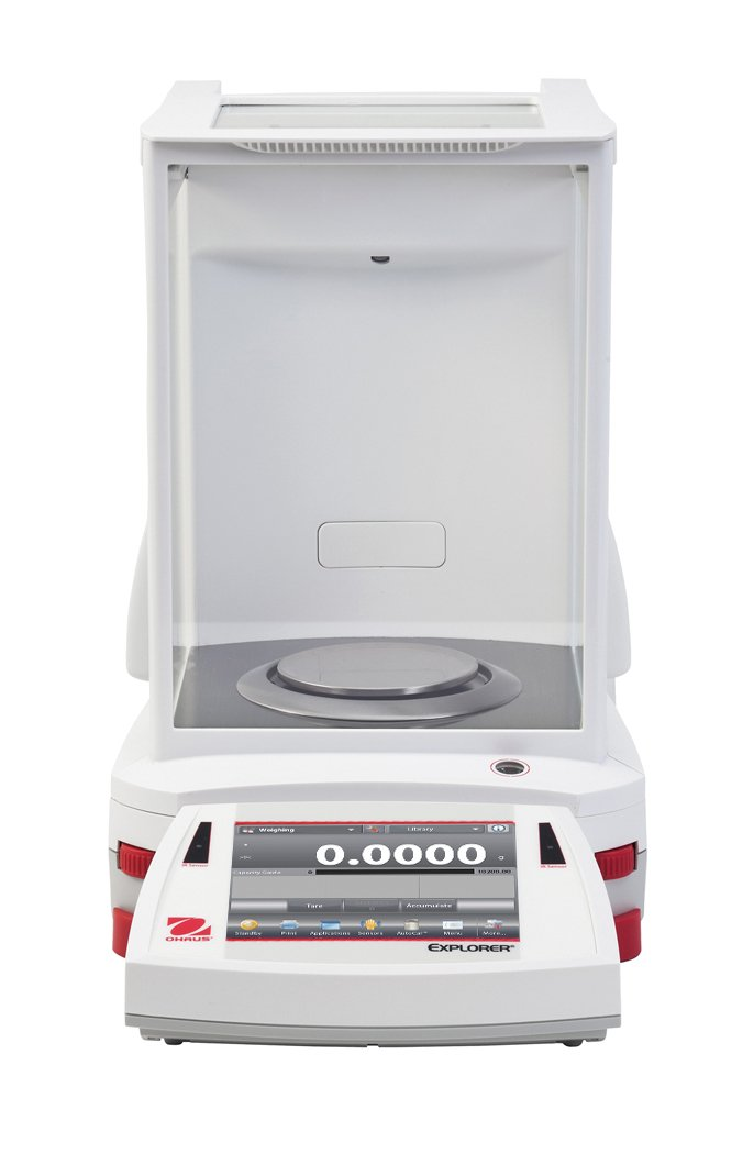 Ohaus EX224 Explorer Colorado Springs favorite Mall Analytical Balance Int 220g with 0.0001g x
