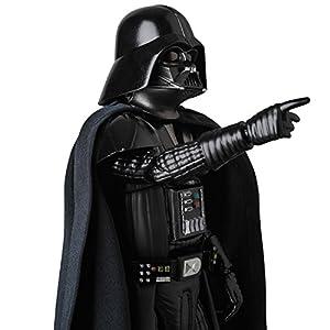 Mafex Star Wars Darth Vader Rogue One Version [Japan] Medicom Toy