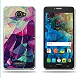 fubaoda Coque Alcatel Pop 4s(5.5) OT5095, [Boîte colorée] Silicon TPU Mode Design...