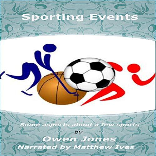 Couverture de Sporting Events