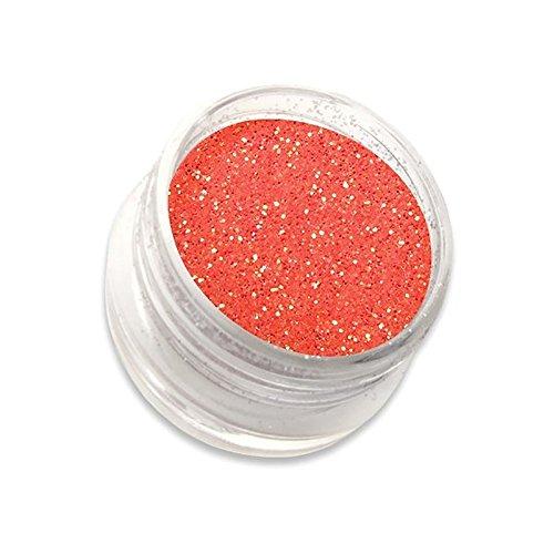 Orange Shimmer Paillettes Proimpressions