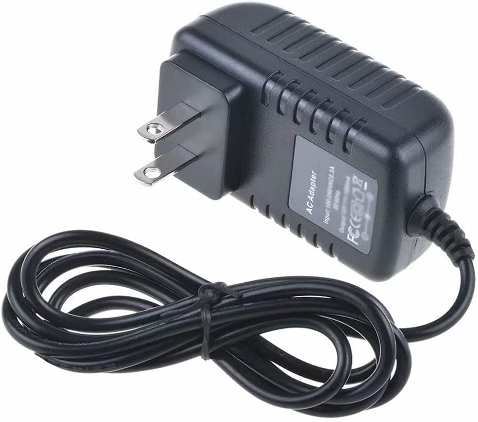 Digipartspower AC Adapter Compatible with Aver AVerVision F30 F50 Document Scanner Camera Avermedia Power