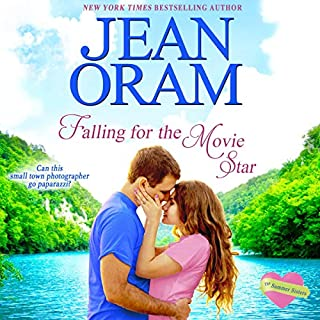 Falling for the Movie Star audiobook cover art