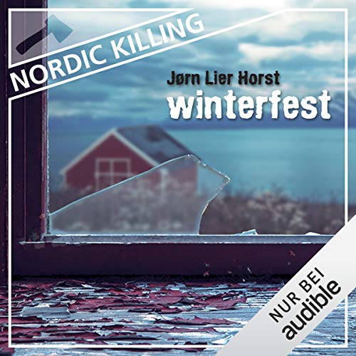 Winterfest audiobook cover art