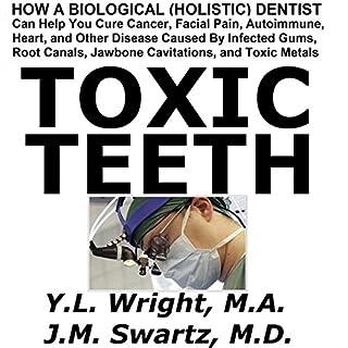 Toxic Teeth audiobook cover art
