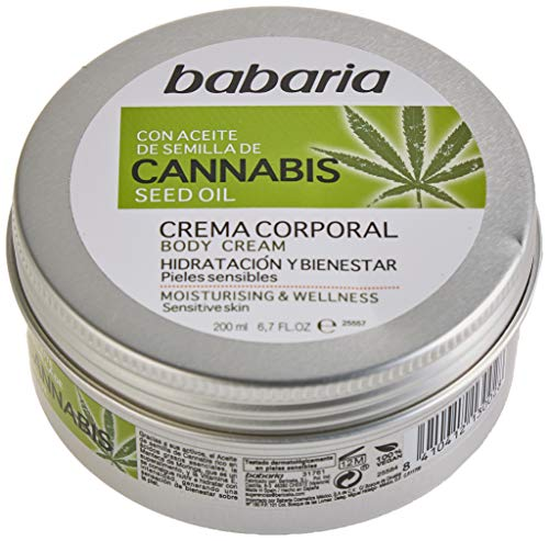 Babaria CR.CPO 200ML CANNABIS