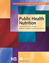 By Michael J. Gibney - Public Health Nutrition-04: 1st (first) Edition