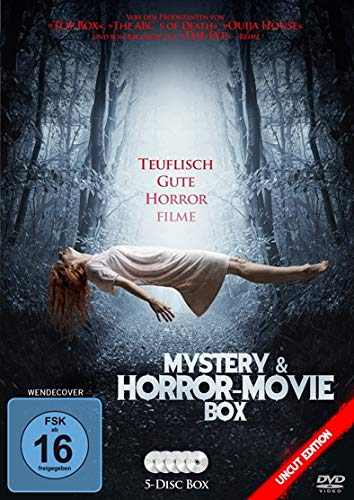 Mystery & Horror-Movie Box [5 DVDs]