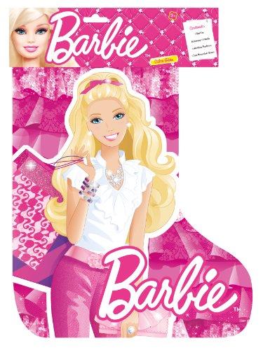 Mattel CBL38 - Calza Barbie 2014
