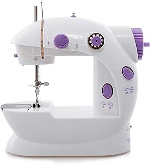 Mini máquina de coser, máquina de coser portátil para pri